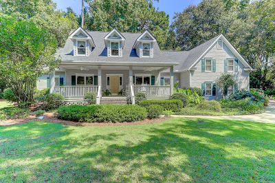 Single Family Home For Sale: 107 Scott Court