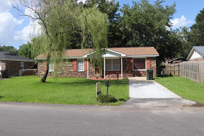Goose Creek Single Family Home For Sale: 111 Dogwood Hill Drive