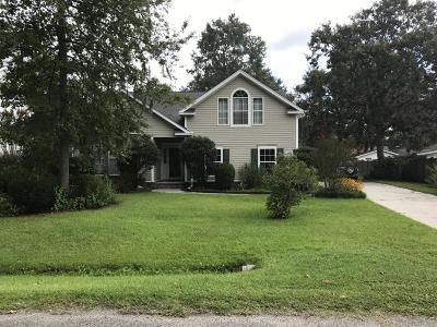 Berkeley County Single Family Home For Sale: 1602 Waterside Boulevard