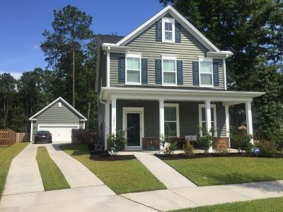 Charleston Single Family Home For Sale: 3217 Moonlight Drive