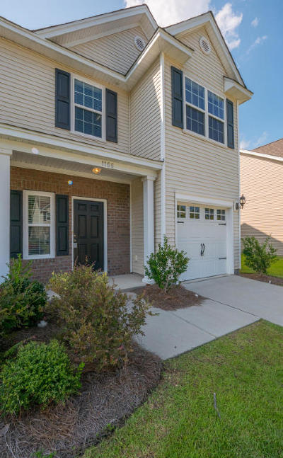 Charleston Attached For Sale: 1166 Euclid Drive
