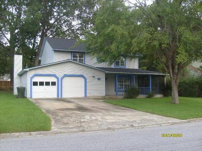 Goose Creek Single Family Home For Sale: 829 N Aylesbury Road