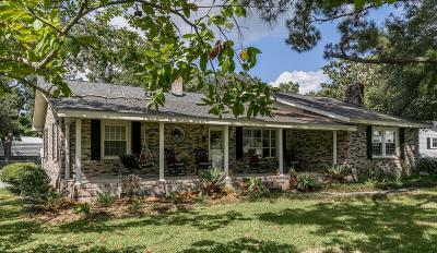 Summerville Single Family Home For Sale: 1225 Central Avenue