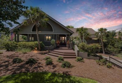 Johns Island Single Family Home For Sale: 3557 Seaview Drive