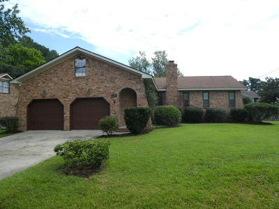 Charleston Single Family Home For Sale: 2540 Birkenhead Drive