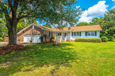 Charleston Single Family Home For Sale: 1940 Capri Dr.