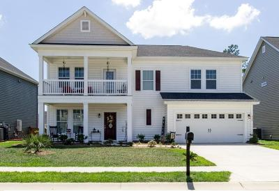Moncks Corner Single Family Home For Sale: 313 Fox Ridge Lane