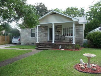 North Charleston Single Family Home For Sale: 2620 Wye Lane