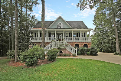North Charleston Single Family Home For Sale: 5394 Clairmont Ln