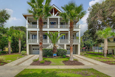 Isle Of Palms Single Family Home For Sale: 2405 Palm Boulevard