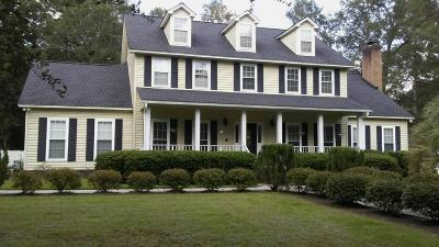Summerville Single Family Home For Sale: 530 Barfield Drive