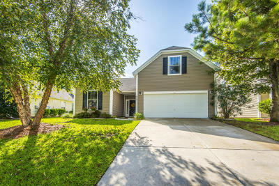 Summerville Single Family Home For Sale: 9401 Ayscough Road