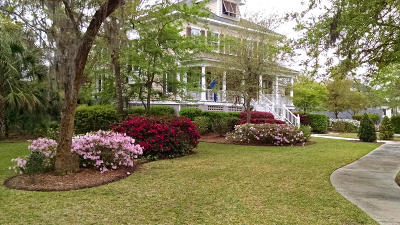 Charleston Single Family Home For Sale: 8 Hazelhurst Street