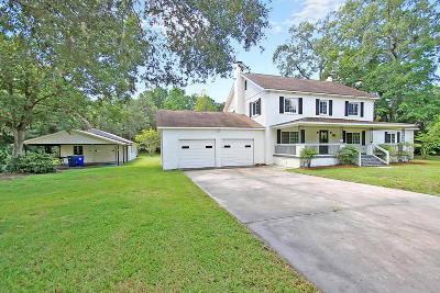 Charleston Single Family Home For Sale: 2937 Savannah Highway