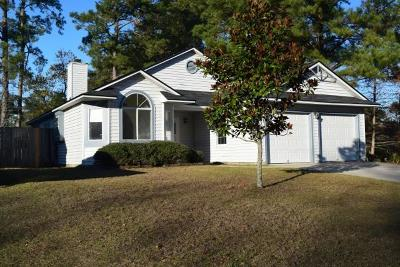 Summerville Single Family Home For Sale: 300 Crestwood Drive