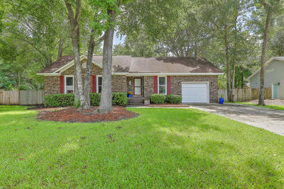 Goose Creek Single Family Home Contingent: 110 Fox Chase Drive