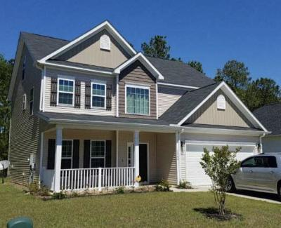 North Charleston Single Family Home For Sale: 7864 Expedition Drive