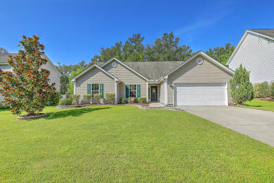 Moncks Corner Single Family Home For Sale: 323 Carriage Wheel Road