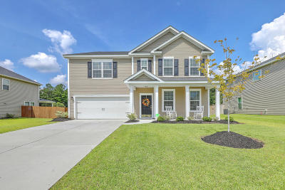 Summerville Single Family Home For Sale: 183 Meadow Wood Road