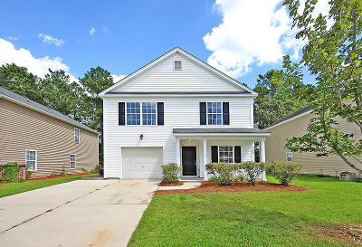 Summerville Single Family Home For Sale: 1208 Wild Goose Trail