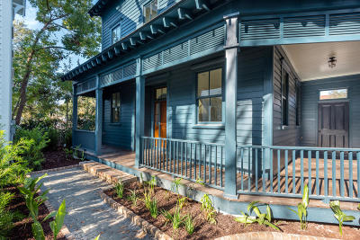 Charleston Single Family Home For Sale: 163 Line Street