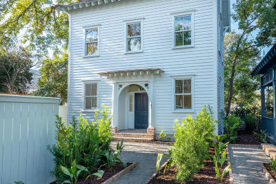 Charleston Single Family Home For Sale: 165 Line Street