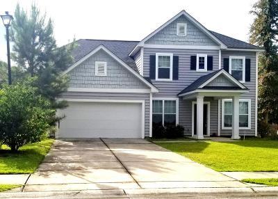 Moncks Corner Single Family Home For Sale: 208 Brayton