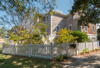 Sullivans Island Single Family Home For Sale: 1301 Cove Avenue