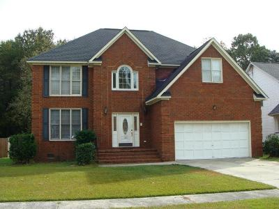 Goose Creek Single Family Home For Sale: 103 S Warwick