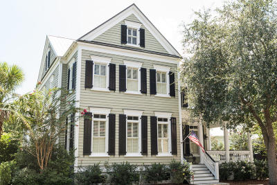 Mount Pleasant Single Family Home For Sale: 19 Perseverance Street