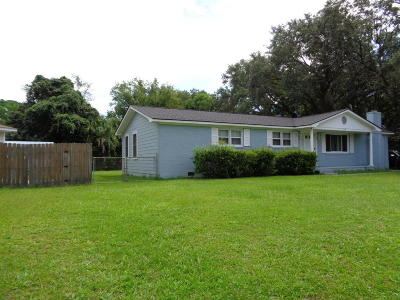 Charleston Single Family Home For Sale: 1032 Windward Road