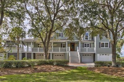 Sullivans Island Single Family Home Contingent: 2320 Raven Drive