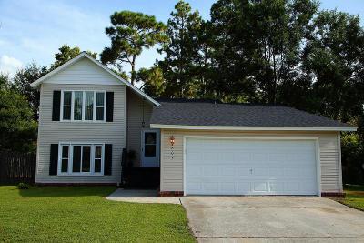 Summerville Single Family Home For Sale: 803 Beauregard Road