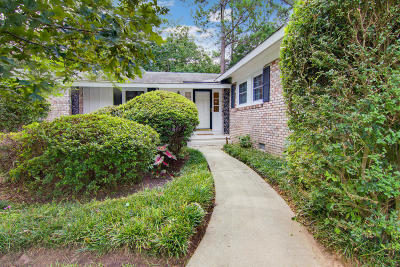 Charleston Single Family Home For Sale: 1877 Christian Road