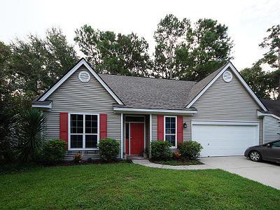 Mount Pleasant Single Family Home For Sale: 1960 Oak Tree Lane