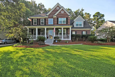 Legend Oaks Plantation Single Family Home For Sale: 1209 Out Of Bounds Drive
