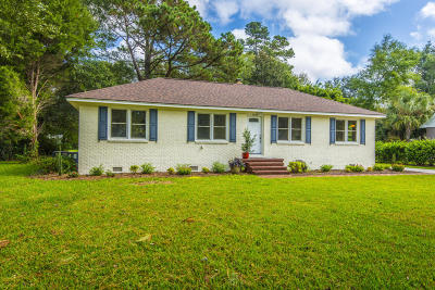 Charleston Single Family Home For Sale: 1454 S Edgewater Drive