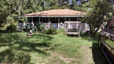 Johns Island SC Single Family Home Contingent: $110,000
