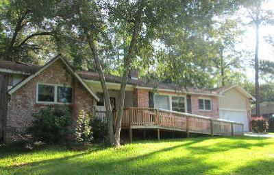 Summerville Single Family Home For Sale: 205 Live Oak Road