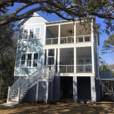Seaside Plantation Single Family Home For Sale: 1475 Eutaw Battalion Drive
