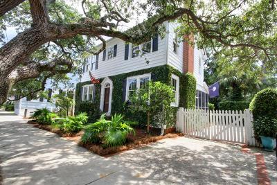 Charleston SC Single Family Home Contingent: $990,000