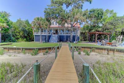 Isle Of Palms Single Family Home For Sale: 2631 Buccaneer Road