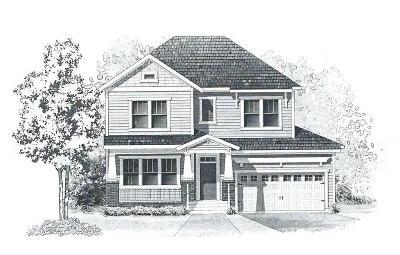 Single Family Home For Sale: 5109 Saint George Lane