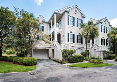 Seabrook Island Attached For Sale: 2440 Racquet Club Drive