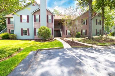 Attached For Sale: 7921 Cricket Court #F