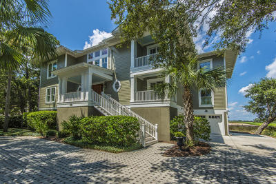 Isle Of Palms Single Family Home Contingent: 17 Fairway Village Lane