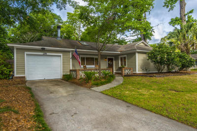 Quail Run Single Family Home Contingent: 1243 Chicorie Way