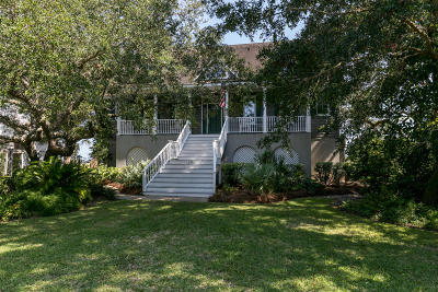 Folly Beach Single Family Home Contingent: 275 Little Oak Island Drive