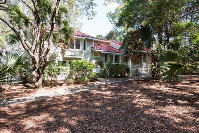 Johns Island Single Family Home Contingent: 2500 Clear Marsh Road