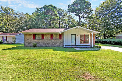 Johns Island Single Family Home Contingent: 1571 Langston Drive